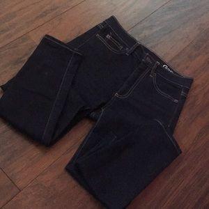 GAP High Rise Super Skinny Jeans 💞